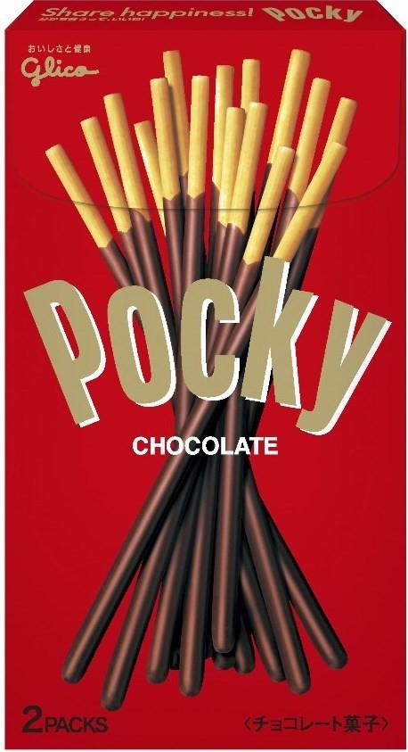 ポッキーチョコレート