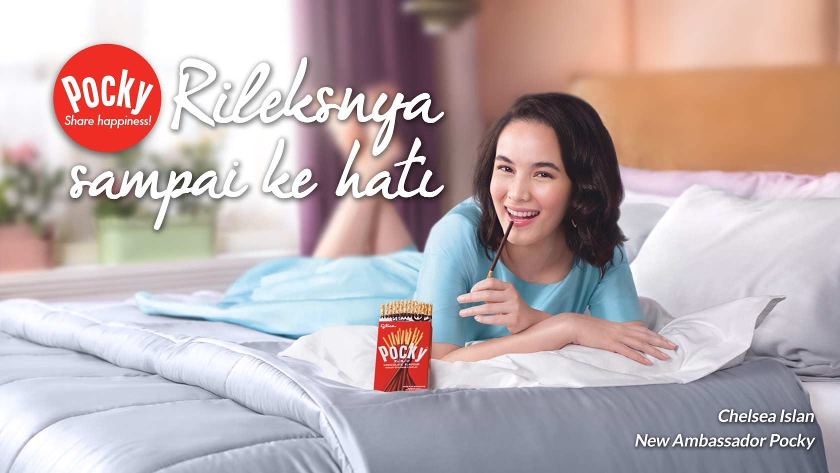let s talk more intimate with chelsea islan pockyintimatemoment