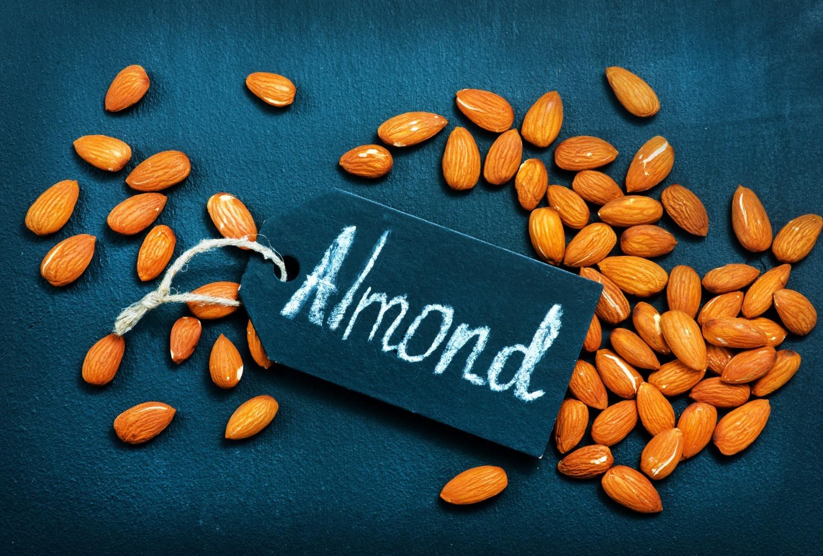 アーモンド 栄養