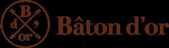 バトンドールのロゴ