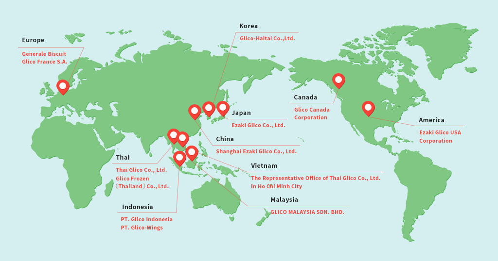 Glico Global Locations