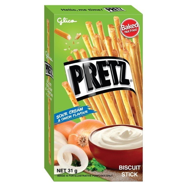 PRETZ Sour Cream & Onion Singapore