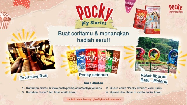 Pocky My Stories