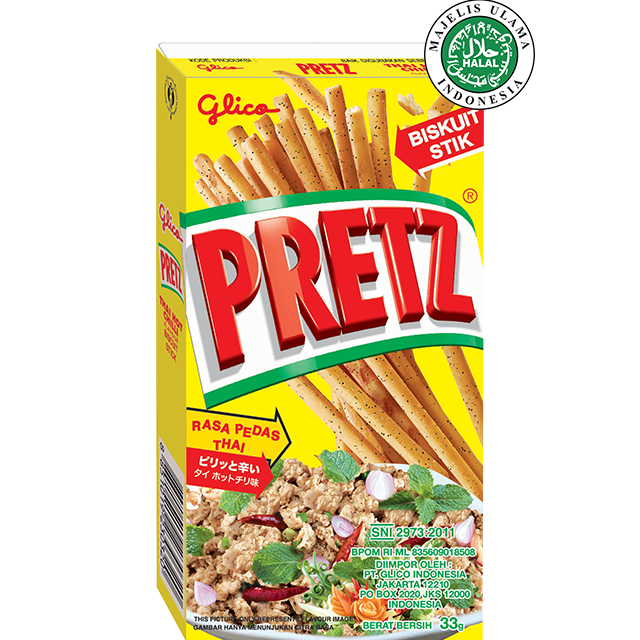 PRETZ Thai Hot Chili