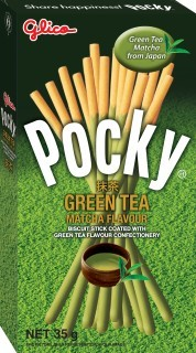Pocky Green Tea